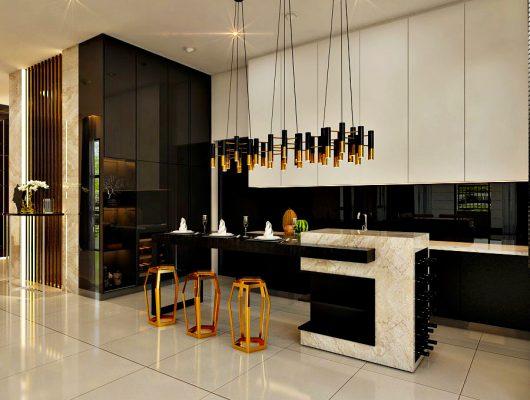 1 dry kitchen